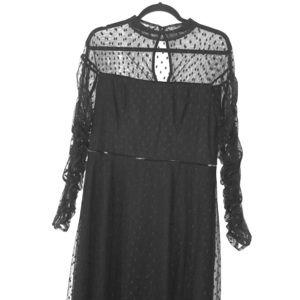 Betsey Johnson Victorian Tulle Dress
